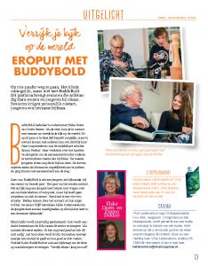 Magazine ViVa! Ledenservice 2021